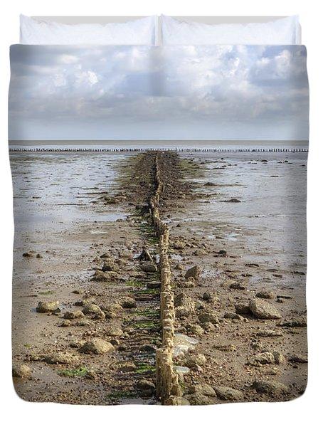 Keitum - Sylt Duvet Cover by Joana Kruse