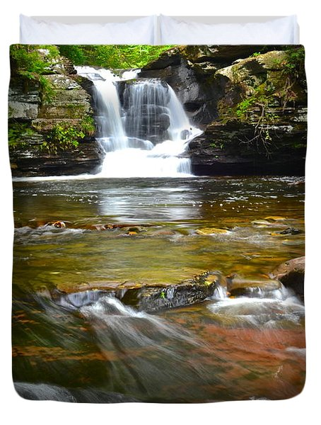 Murray Reynolds Duvet Cover by Frozen in Time Fine Art Photography