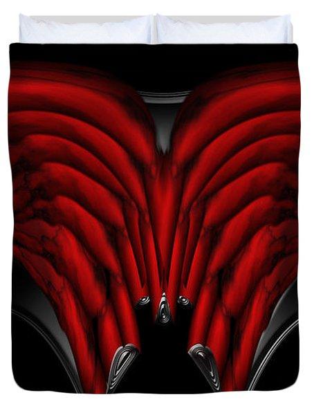 Nanocyte Duvet Cover by Christopher Gaston