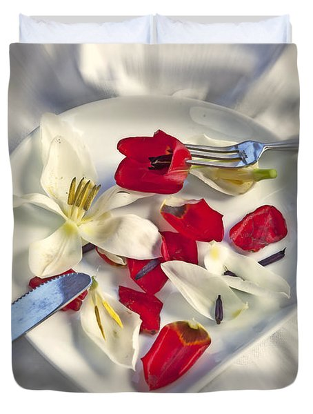 Petals Duvet Cover by Joana Kruse