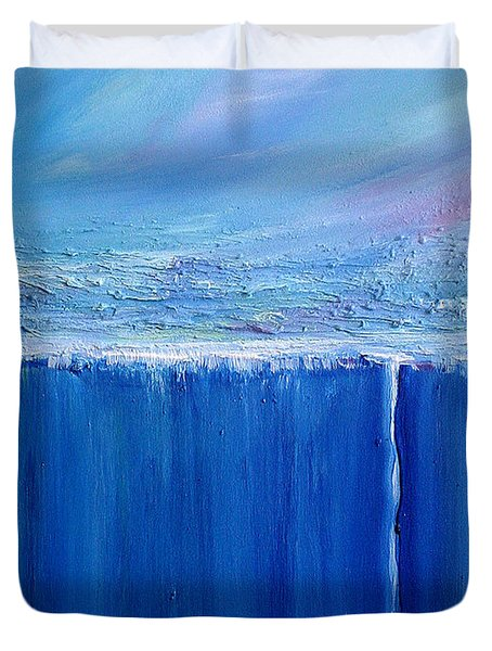 Reflection Of Yesterday Series Duvet Cover