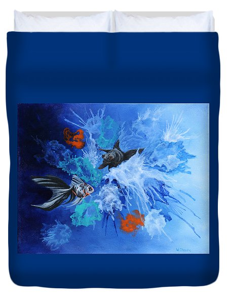 Richies Fish Duvet Cover
