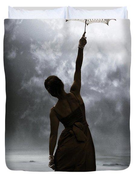 Silhouette Duvet Cover by Joana Kruse