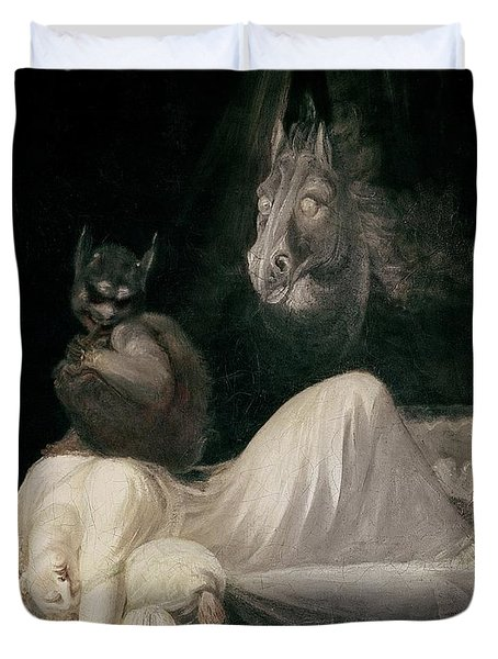 The Nightmare Duvet Cover