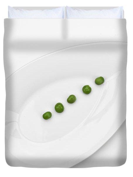 The Pea Duvet Cover by Joana Kruse