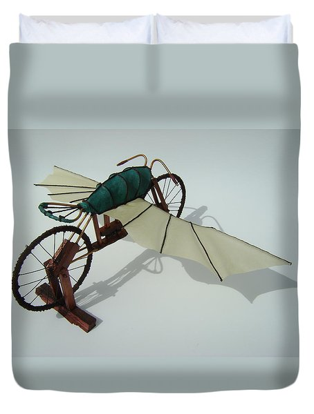 The Quiet Night  Duvet Cover by Jim Casey
