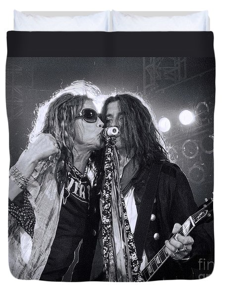 Toxic Twins  Duvet Cover