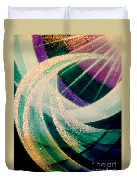 Circulation Duvet Cover