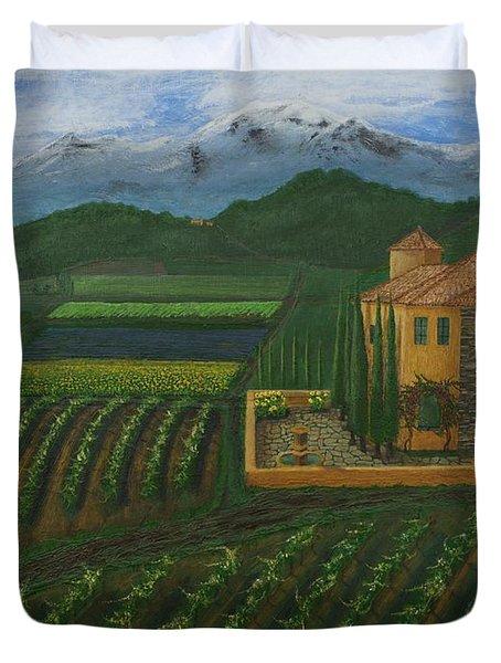 11425 Tuscany Duvet Cover