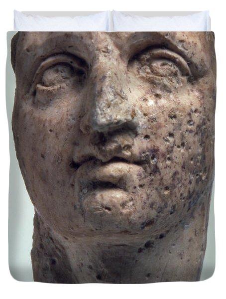 Alexander The Great Duvet Cover by Granger