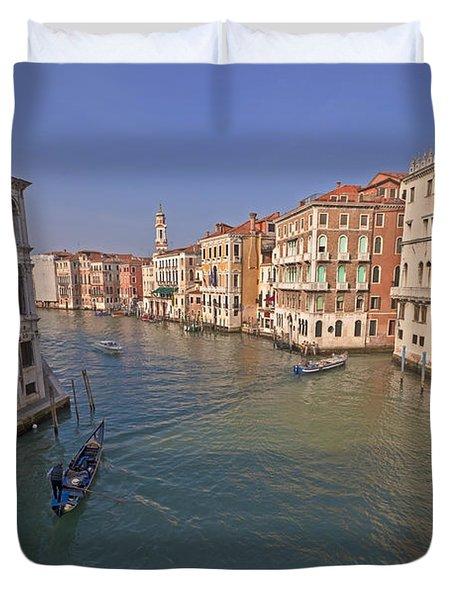 Venice - Italy Duvet Cover by Joana Kruse