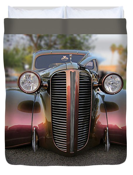 1938 Ford Duvet Cover