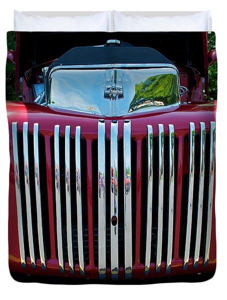1947 Ford Truck Duvet Cover