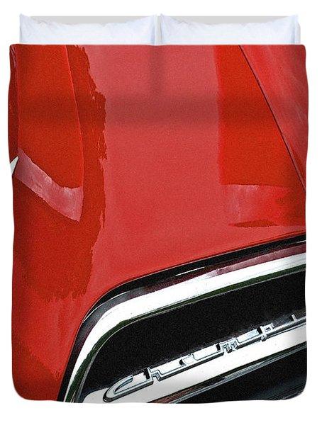 1953 Studebaker Champion Duvet Cover
