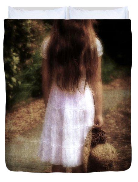 Farewell Duvet Cover by Joana Kruse