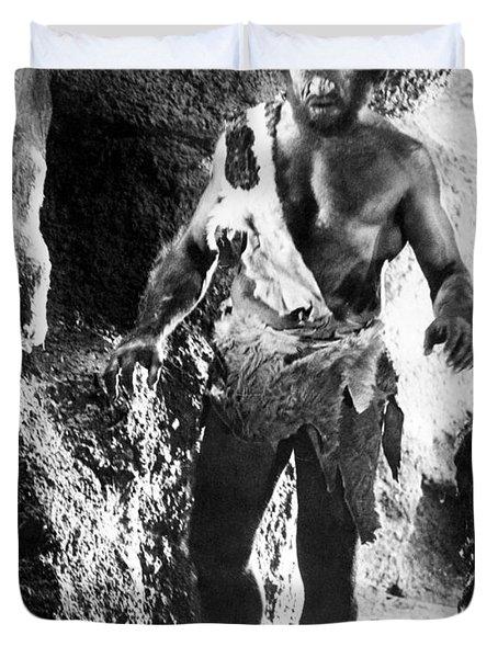 Film: Ulysses, 1954 Duvet Cover by Granger