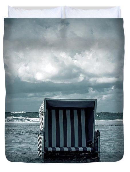 Flood Duvet Cover by Joana Kruse