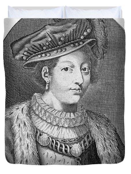 Francis II (1544-1560) Duvet Cover by Granger