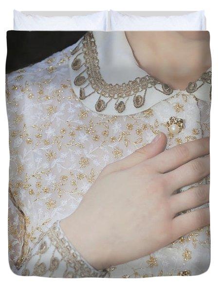 Hand Duvet Cover by Joana Kruse
