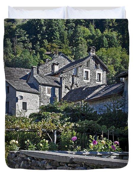 Ticino Duvet Cover by Joana Kruse