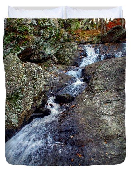 Cunningham Falls Duvet Cover