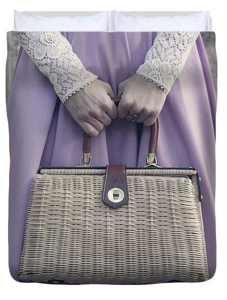 Handbag Duvet Cover by Joana Kruse