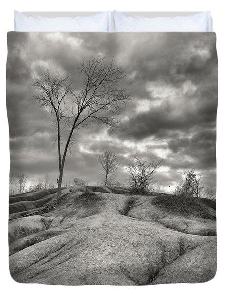 Badlands Duvet Cover by Oleksiy Maksymenko