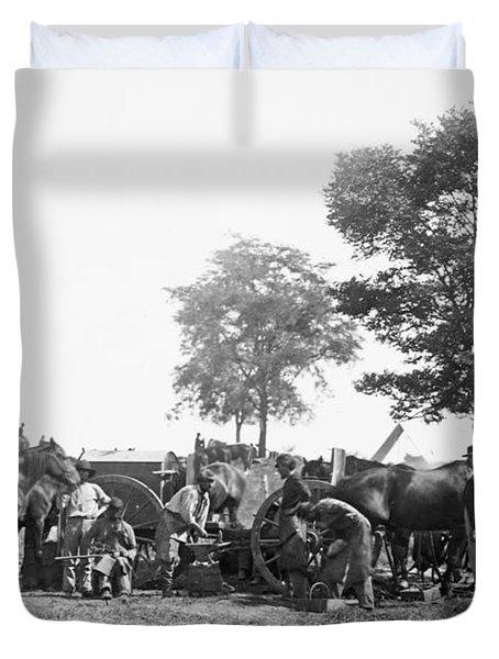 Civil War: Antietam, 1862 Duvet Cover