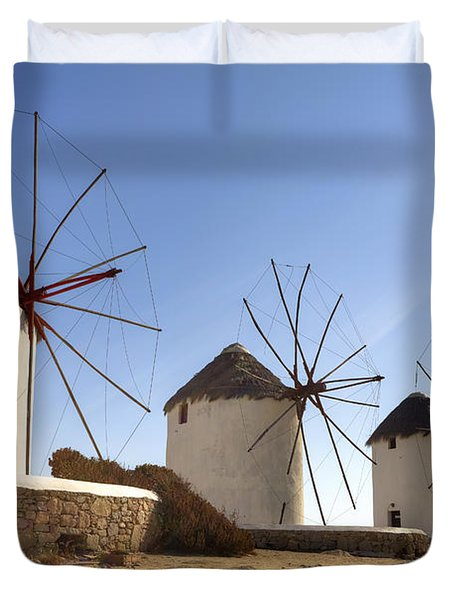 Mykonos Duvet Cover by Joana Kruse