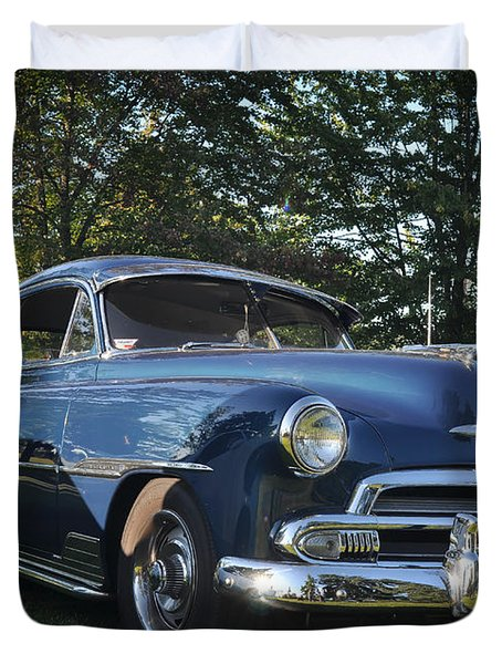 '51 Chevrolet Duvet Cover