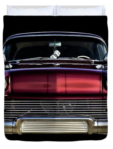 '58 Impala Custom Duvet Cover