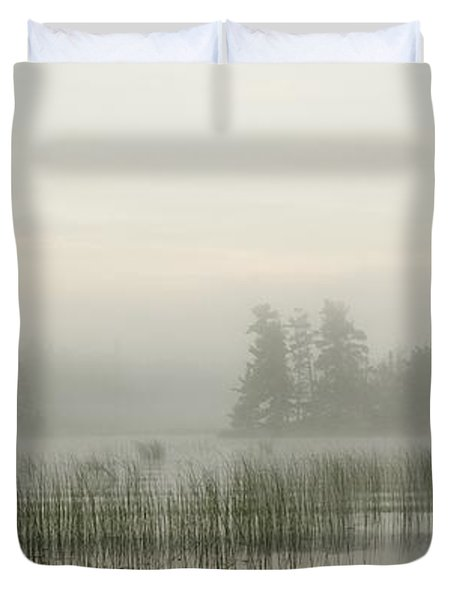 Lake Of The Woods, Ontario, Canada Duvet Cover by Keith Levit