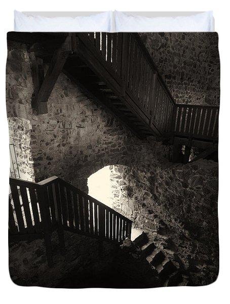 Raasepori Castle Duvet Cover