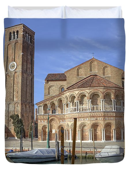 Murano Duvet Cover