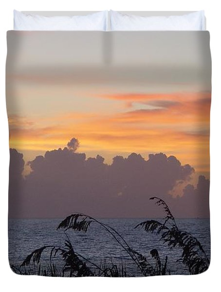 A Perfect Morning Duvet Cover by Elizabeth Sullivan