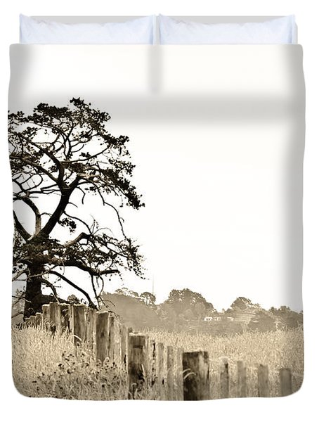 A Tree Duvet Cover