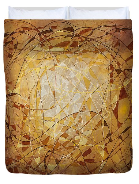 Abstract Art Eleven Duvet Cover