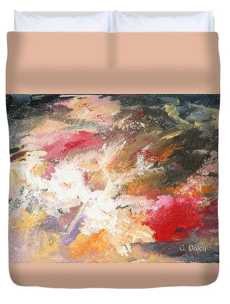 Abstract No 2 Duvet Cover