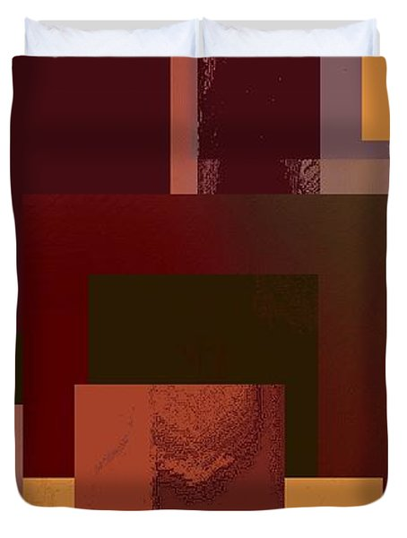 Abstract Tapestry 3 Duvet Cover