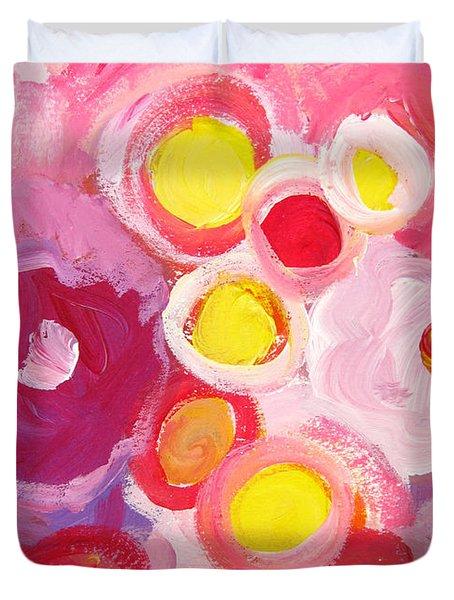 Abstract V Duvet Cover