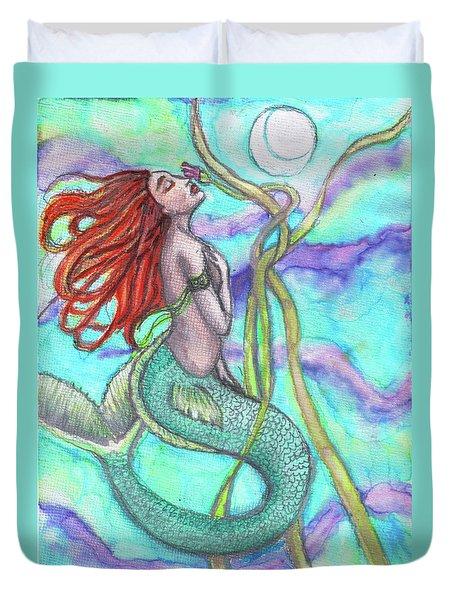 Adira The Mermaid Duvet Cover
