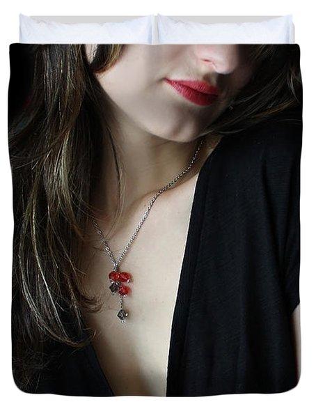 Adriana Duvet Cover