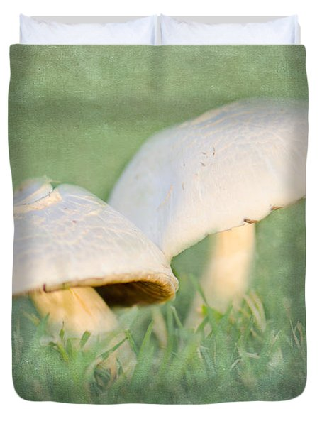 After The Rain Duvet Cover by Betty LaRue