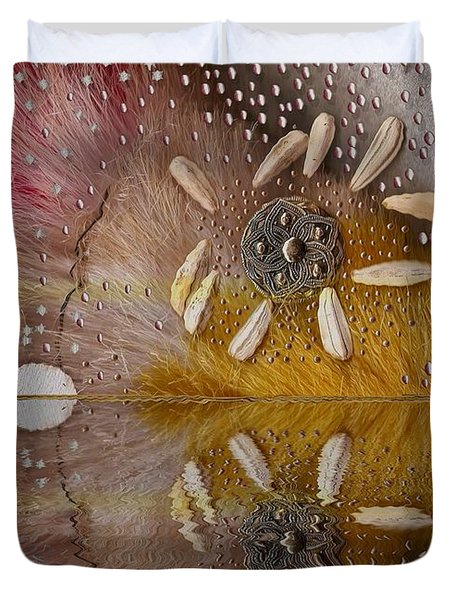After The Rain Duvet Cover by Pepita Selles