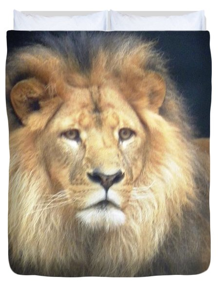 Almighty Duvet Cover