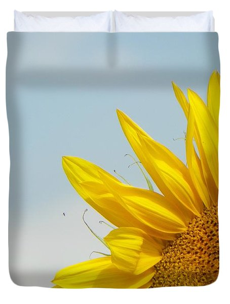 Almost Noon Duvet Cover