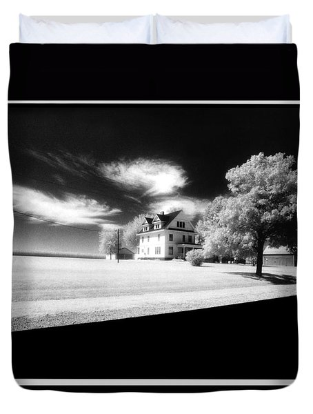 American Landscape Duvet Cover