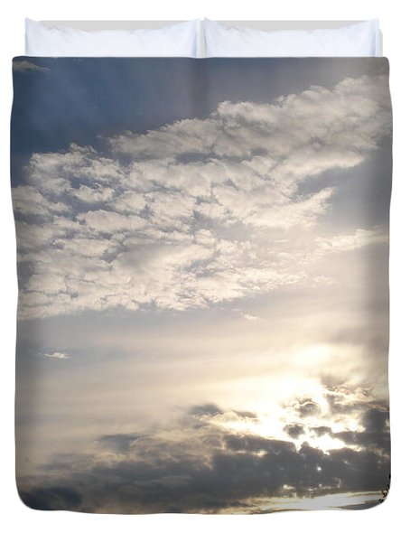 Angel's Wing Duvet Cover