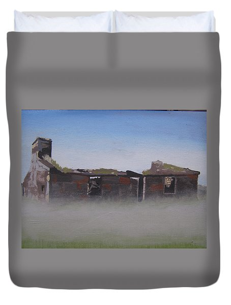 Another Abandoned Croft Duvet Cover
