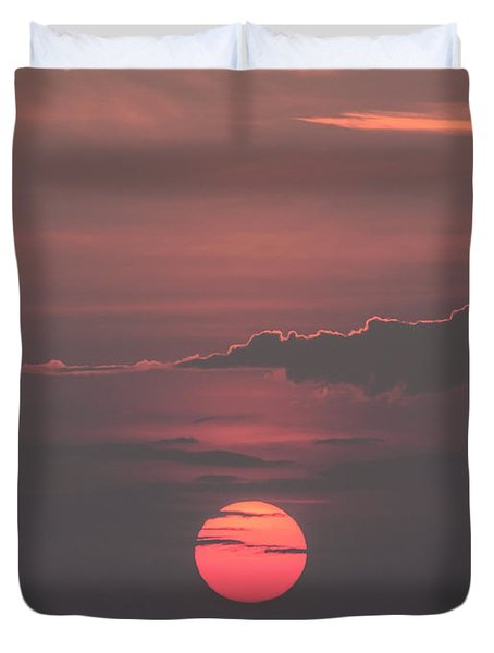 Another Day Down Duvet Cover by Mark Papke